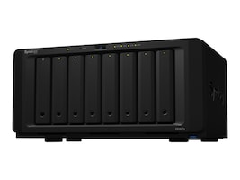 Synology 8-Bay DiskStation DS1817+ 8GB NAS - Diskless, DS1817+ (8GB), 34033062, Network Attached Storage