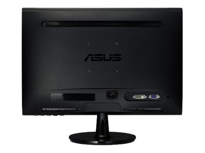 Asus 20 VS207T-P LED-LCD Monitor, Black, VS207T-P
