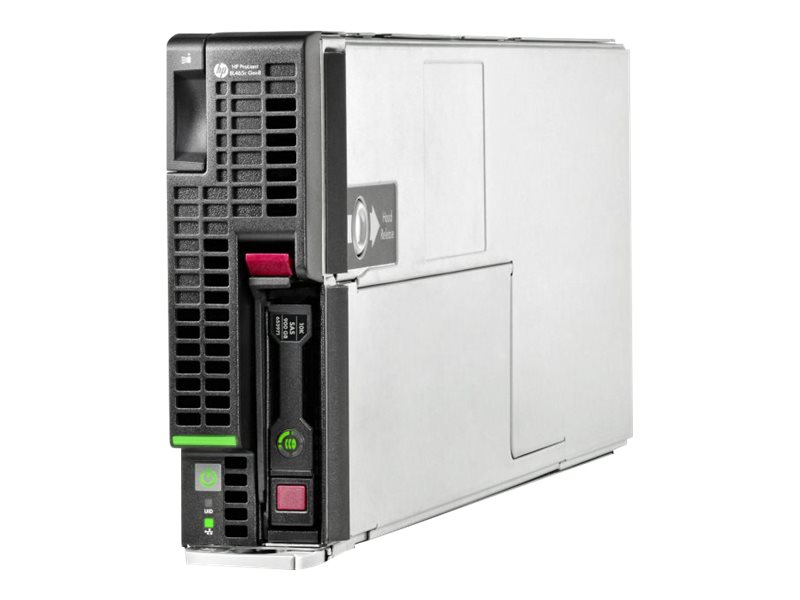 HPE Smart Buy ProLiant BL465c Gen8 AMD 2.8GHz Xeon Xeon, 709114-S01, 15134861, Servers - Blade