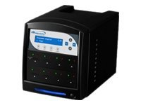 Vinpower 1:7 SDShark Copy Tower SD MicroSD Duplicator, SDSHARK-7T-BK, 15125738, Storage Drive & Media Duplicators
