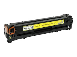Ereplacements CE322A Yellow Toner Cartridge for HP LaserJet Pro CP1525nw Color Printer, CE322A-ER, 18373745, Toner and Imaging Components