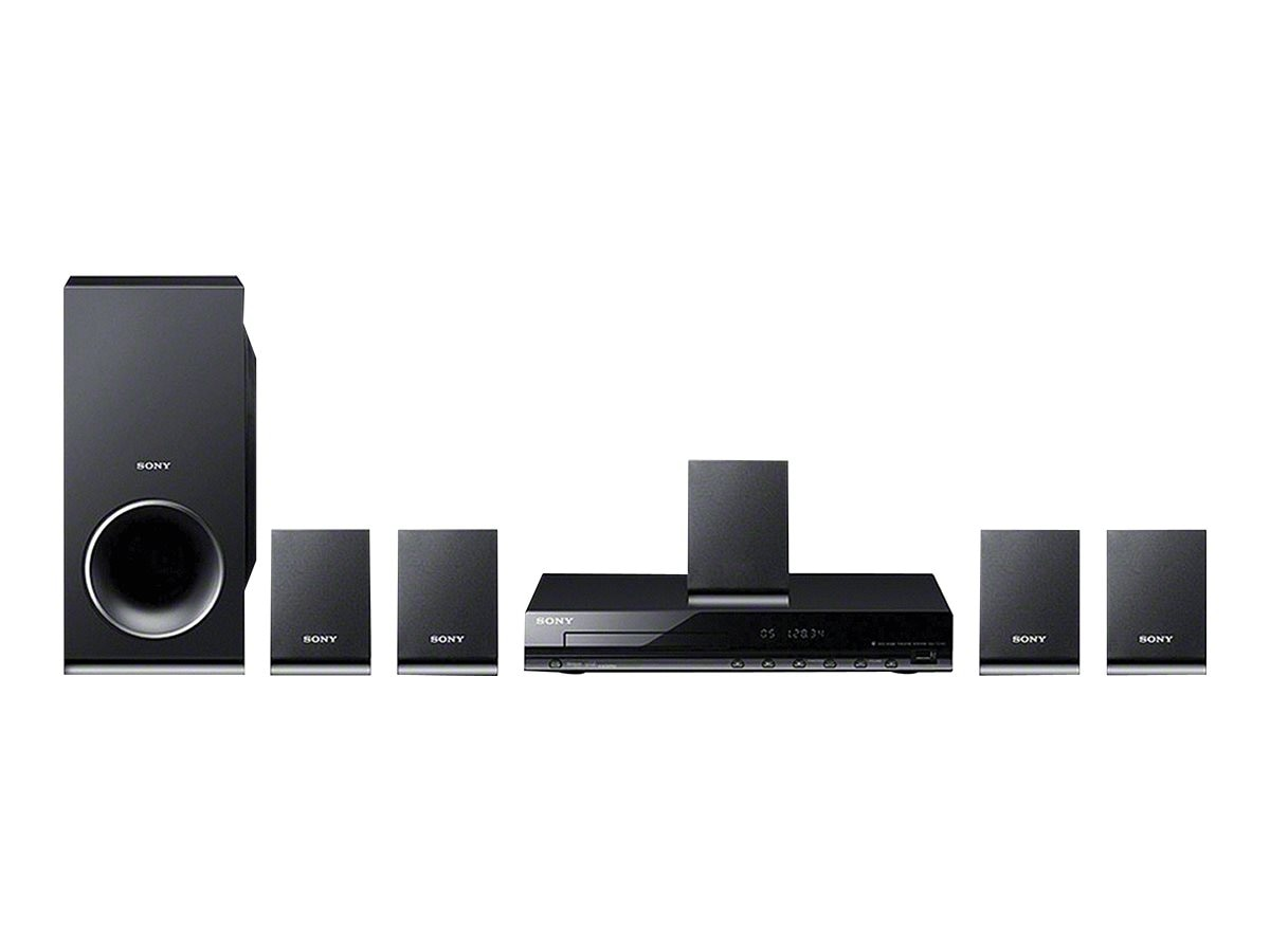 Sony DAVTZ140: All-in-One Home Theater System, DAVTZ140