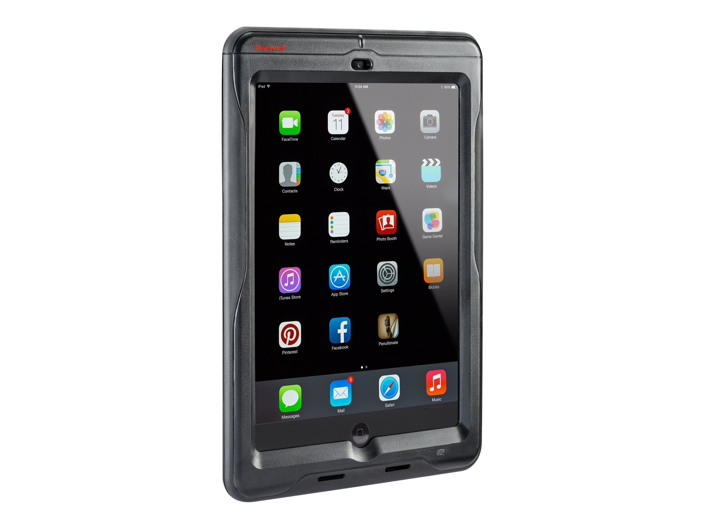 Honeywell Captuvo SL62 Enterprise Sled for iPad Mini, Imager and MSR