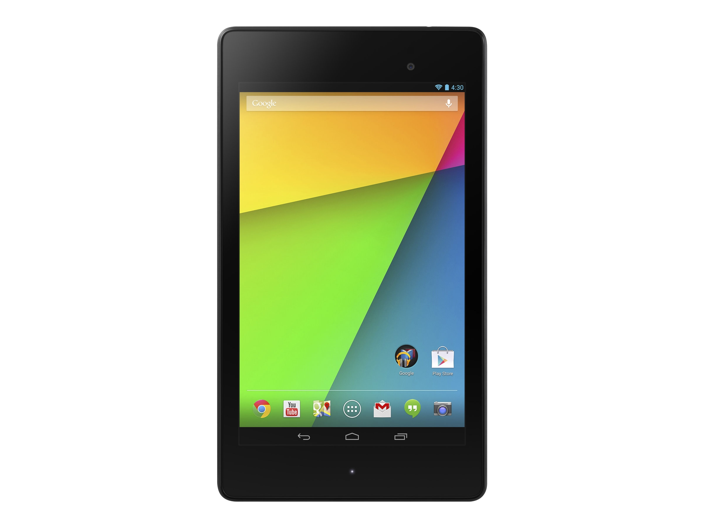 Open Box Asus Nexus 7 Snapdragon S4  1.5GHz 2GB 16GB abgn BT 2xWC 7 MT Android 4.4, NEXUS7ASUS-2B16