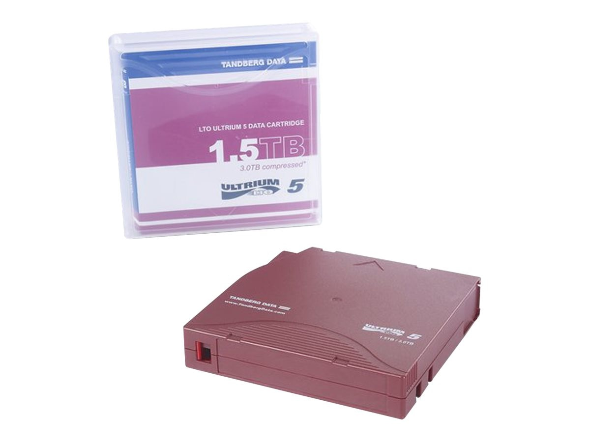 IBM 1.5TB ThinkServer SAS 6Gb s LTO-5 Tape Cartridge, 4XB0F28663