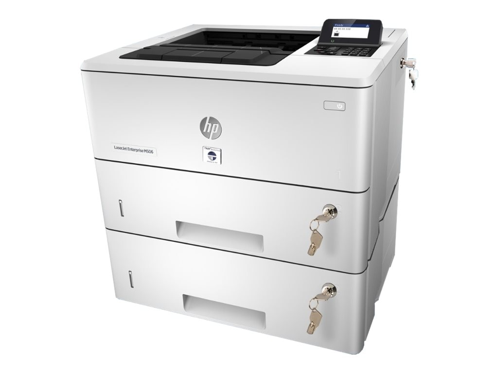 Troy M506dn Security Printer w  Lock