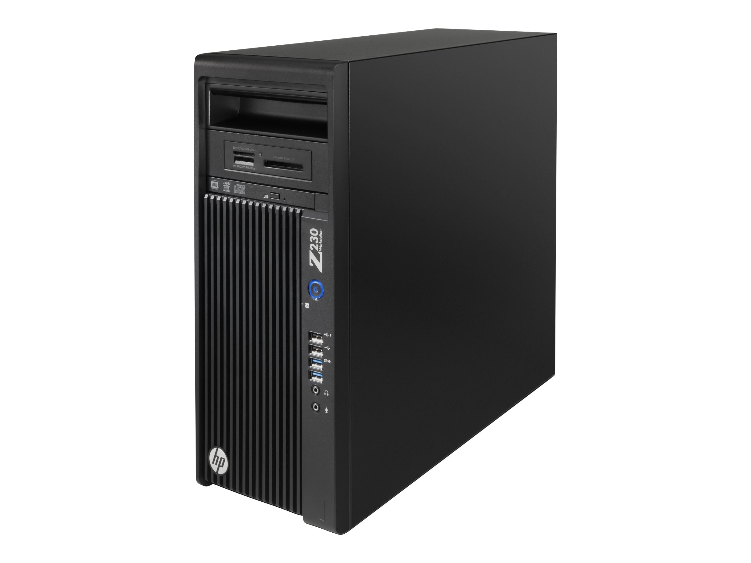 HP Z230 3.6GHz Core i7 Microsoft Windows 7 Professional 64-bit Edition   Windows 8.1 Pro, L0P61UT#ABA, 23407807, Workstations