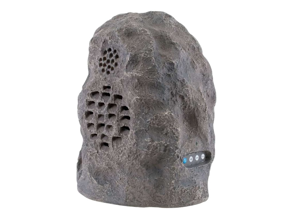 C2G Granite Bluetooth Rock Speaker, Rechargeable