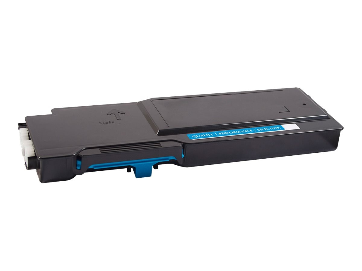 V7 DELL C266X CYAN COLOR TONER