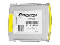Microboards Yellow Print Cartridge for MX-, MX-2 & PF-Pro Disc Publishers