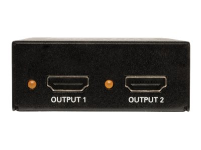 Tripp Lite 2-Port DisplayPort to HDMI Splitter, Multi-display Adapter, TAA, Instant Rebate - Save $24, B156-002-HDMI