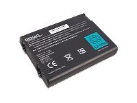 Denaq 12-Cell 6600mAh Battery for HP BN NX9100