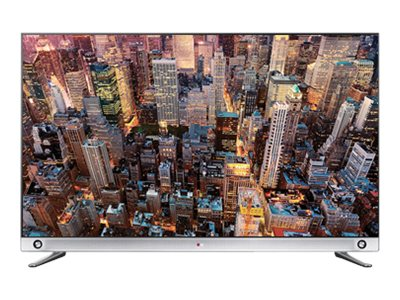 LG 54.6 LA9650 LED-LCD Ultra HD 3D TV, Black, 55LA9650, 16785009, Televisions - LED-LCD Consumer