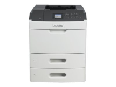 Lexmark MS810dtn Monochrome Laser Printer, 40G0410