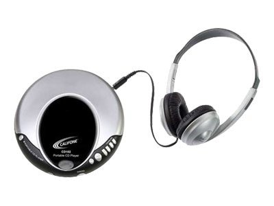 Ergoguys CD-102 Personal CD Player w  3060AVS Headphones via ErgoGuys