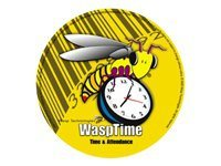 Wasp WaspTime V7 Pro Time and Attendance System, Software Only