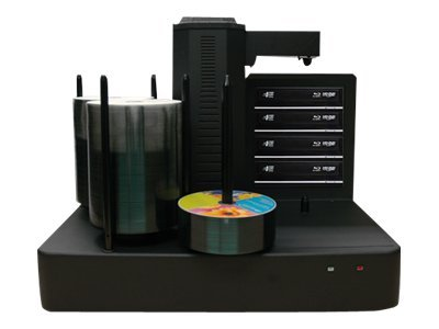 Vinpower CRONUS 4-Blu-ray 500-Disc Publisher, CRONUS500-BD-S4T-NP, 15126600, Disc Duplicators
