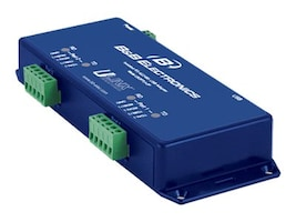 Quatech 2-Port USB to RS422 485 Converter with Terminal Block and Isolation, USOPTL4-2P, 14477627, Adapters & Port Converters