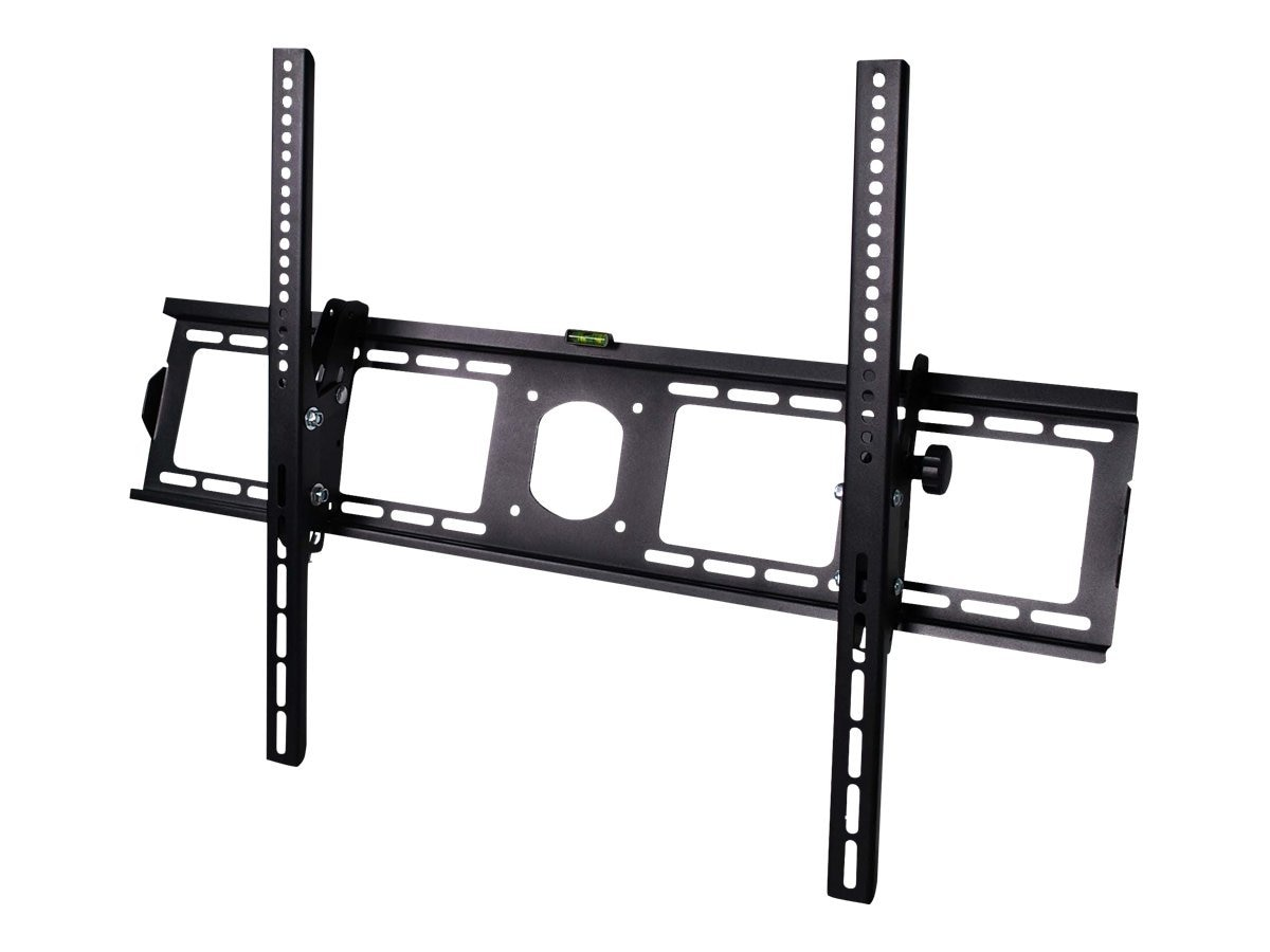 Siig Universal Tilting Wall Mount for 42-70 Flat Panels, Black, CE-MT0L11-S1, 12692606, Stands & Mounts - AV