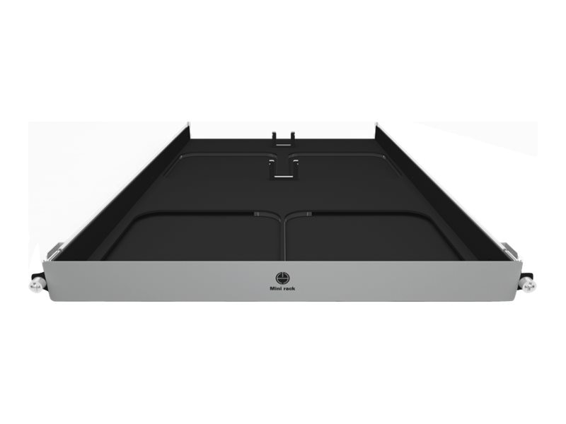 Rack Solutions Mac Mini Sliding Rack Shelf