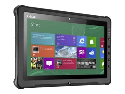 Getac F110 G2 Fully Rugged Tablet Core i5-5200U 2.2 GHz WC 11.6 W7, FC61BCDA1HXX