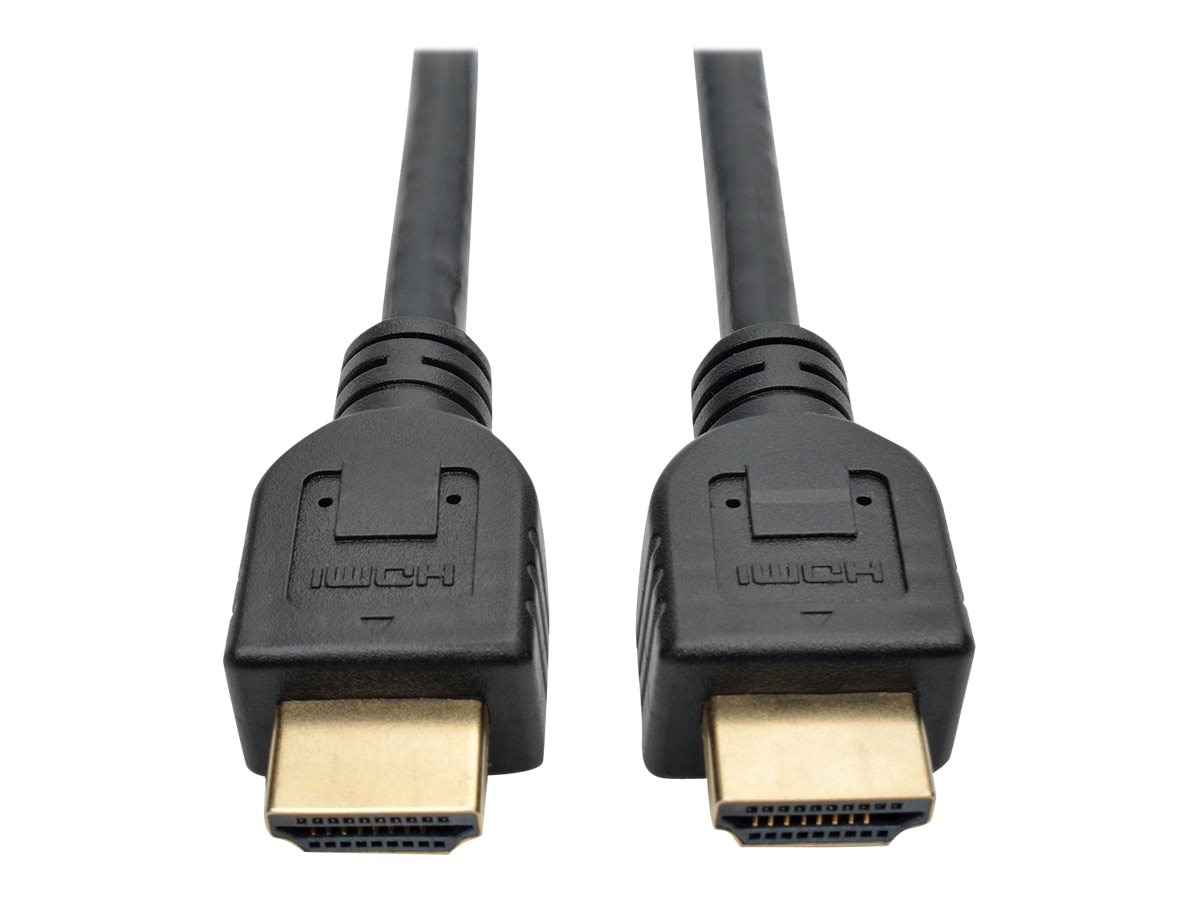 Tripp Lite High-Speed HDMI M M UHD 4K x 2K Cable with Ethernet and Digital Video with Audio, 10ft, P569-010-CL3