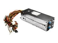 iStarUSA 2U 600W 80+ Redundant PSU