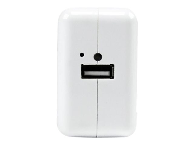 StarTech.com Portable Wireless N WiFi Travel Router for iPad  Tablet   Laptop, R150WN1X1T