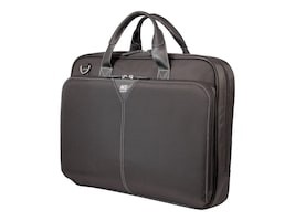Mobile Edge 16 1680D Ballistic Nylon Briefcase, Black, MEBCNS1, 12603036, Carrying Cases - Notebook