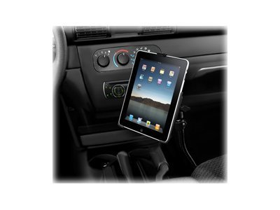 Ram Mounts Pod I Universal No-Drill Vehicle Mount with Cradle for 4 3 2 1 Gen. iPad Without Case