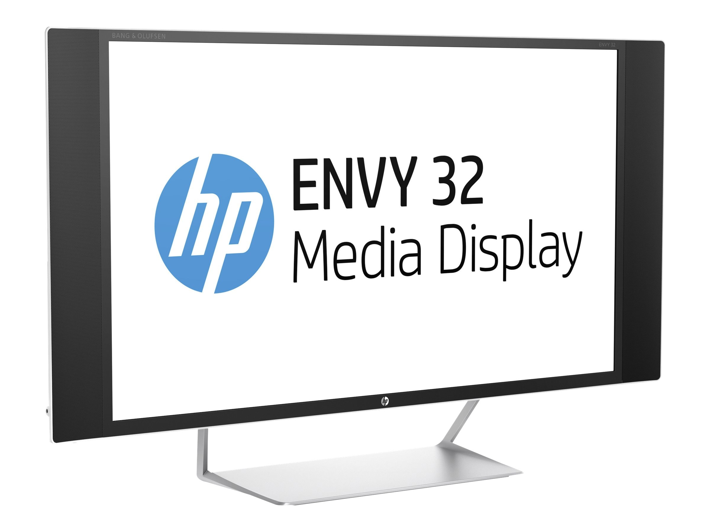 HP 32 Envy Quad HD LED-LCD Media Display with Bang and Olufsen, Black, N9C43AA#ABA