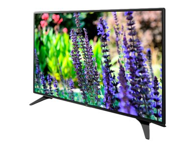 LG 49 LW340C LED-LCD TV, Black, 49LW340C