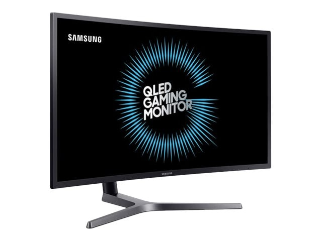 Samsung 31.5 CHG70 Quad HD LED-LCD Curved Monitor, Black, LC32HG70QQNXZA
