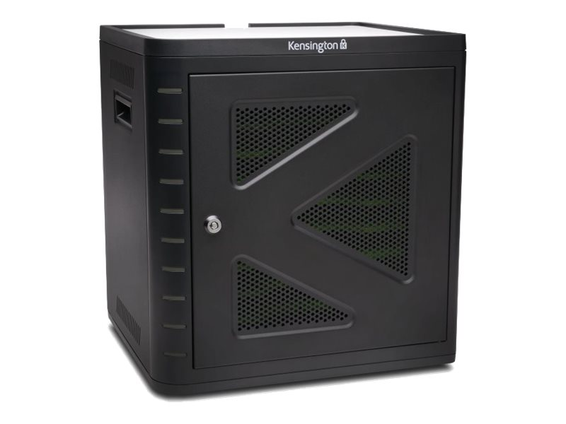 Kensington Charge and Sync Cabinet for 7 to 10 Tablets, K67862AM