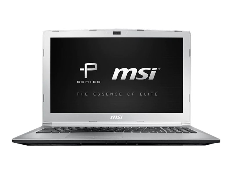 MSI PL62 7RD-017 Core i7-7500U 2.7GHz 8GB 256GB SSD ac BT WC GTX 1050 15.6 FHD W10