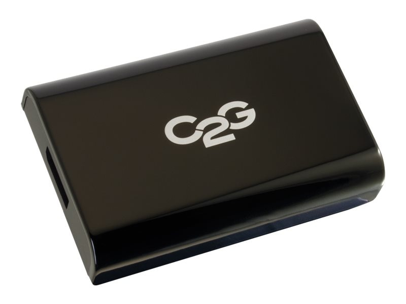 C2G USB 3.0 to DisplayPort Audio Video Adapter - External Video Card, 30563, 16301852, Adapters & Port Converters