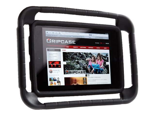 Gripcase Case for iPad Air, Black, IAIR-BLK