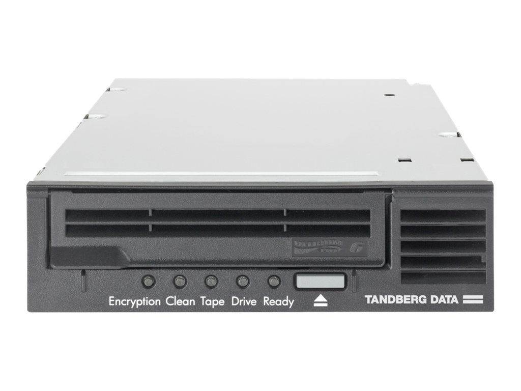 Tandberg Data LTO-6 SAS 6Gb s HH Internal Drive (Bare), 3533-LTO, 15131003, Tape Drives