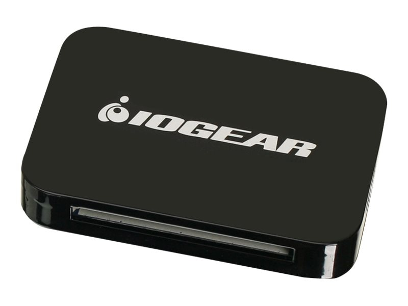 IOGEAR USB 3.0 4-Slot Card Reader Writer, GFR382