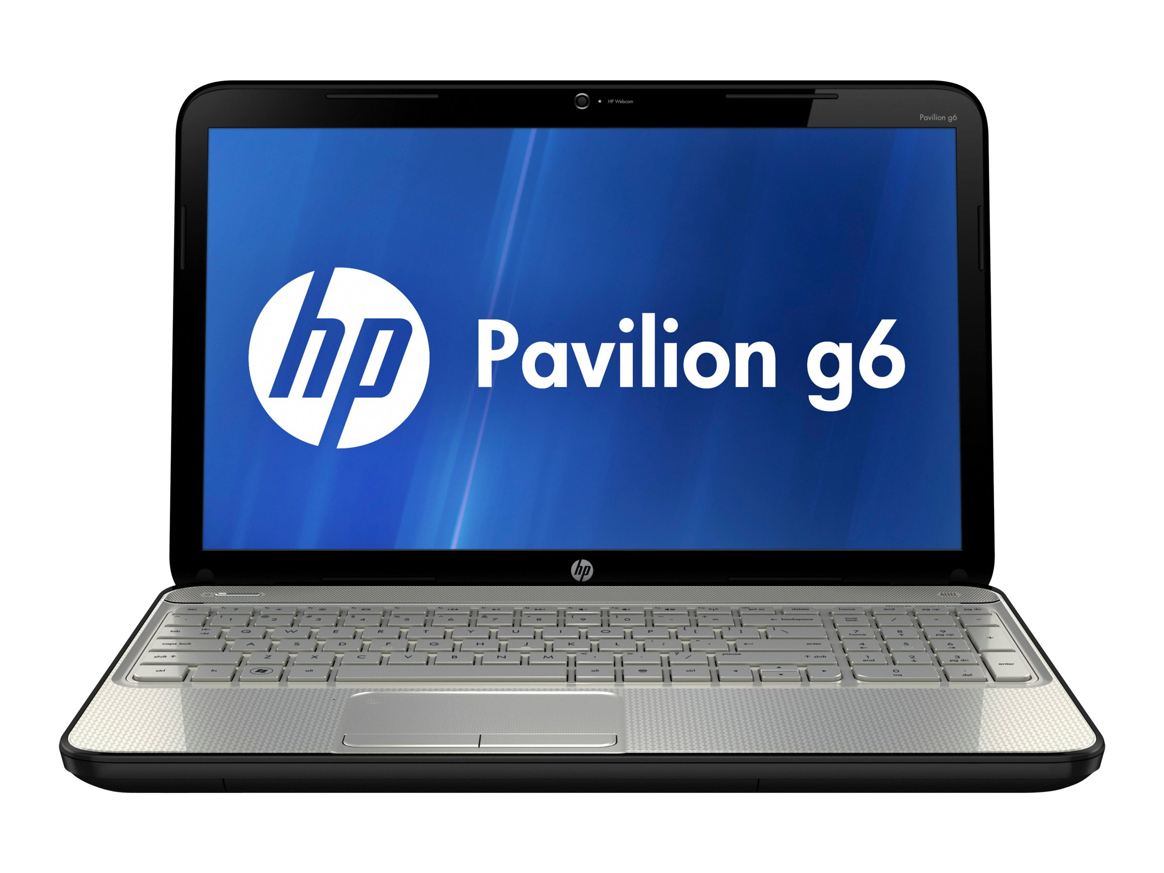HP Pavilion G6-2219nr : 2.5GHz A4-Series 15.6in display
