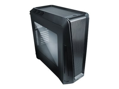 Antec Chassis, GX1200 2x3.5 drive bays 3x2.5 solid state drive bays 7xPCI slots 8xFans, Black