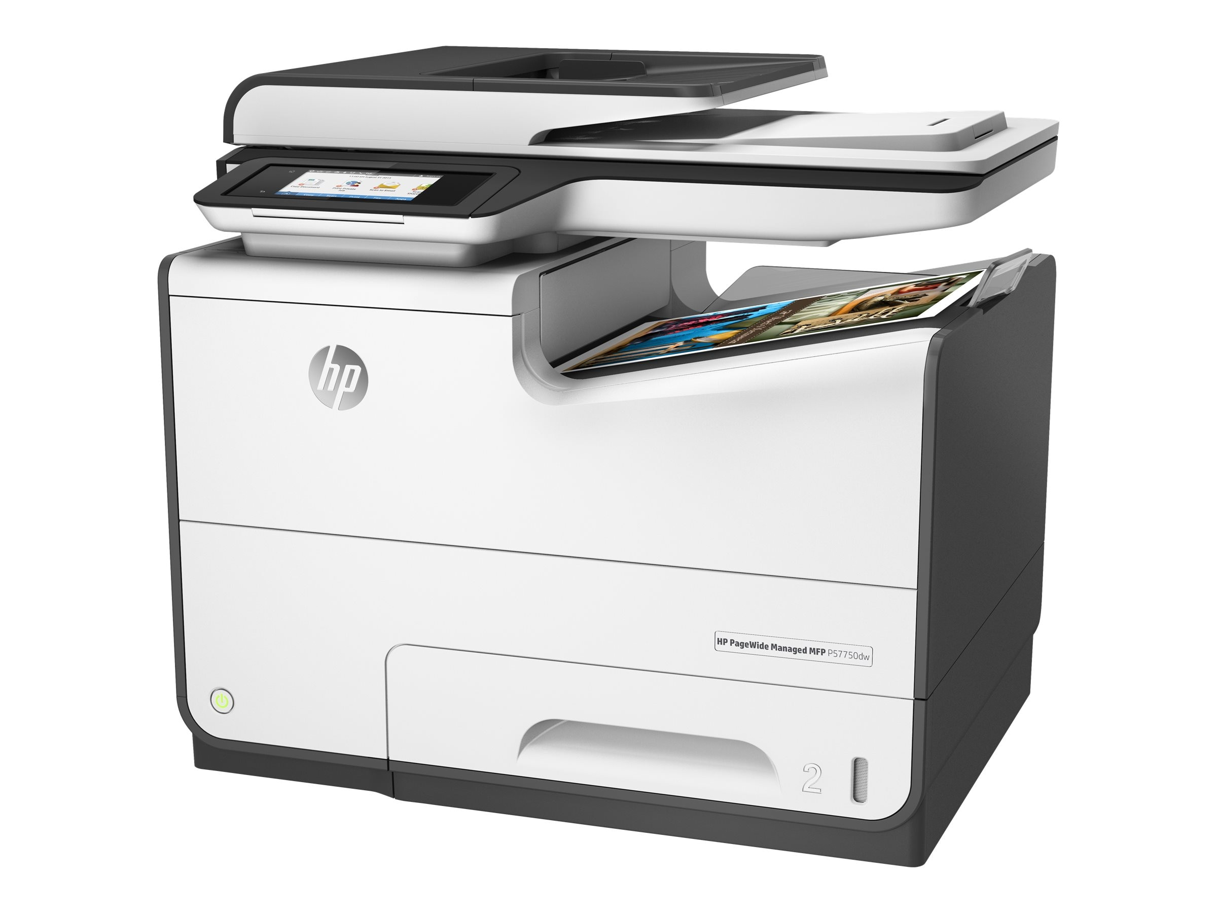 HP PageWide Managed P57750dw Multifunction Printer, J9V82A#B1H