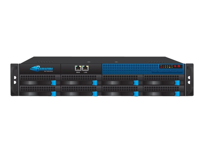 Barracuda Web Application Firewall 960 w 5-year EU+IR