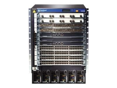 Juniper Networks EX 8208 Managed PoE Switch