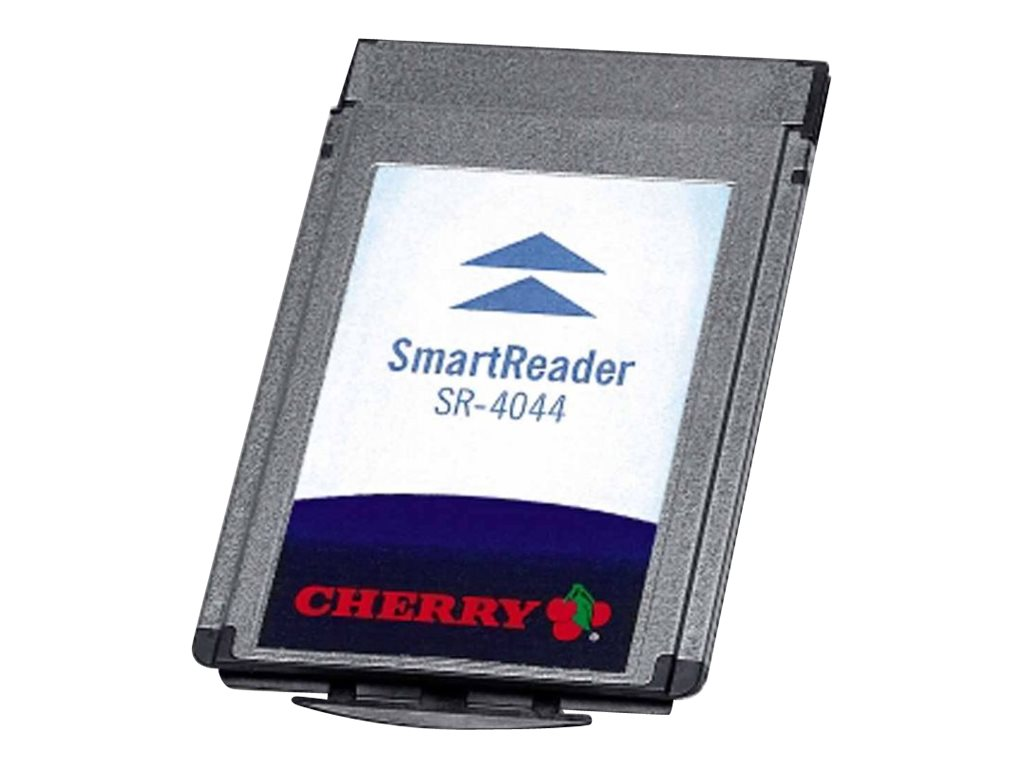 Cherry PCMCIA Smart Card Terminal Type II High Performance PC SC EMV, SR-4044, 6731197, Magnetic Stripe/MICR Readers