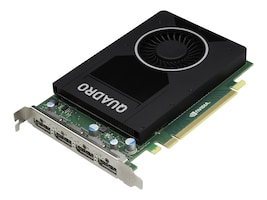 PNY NVIDIA Quadro M2000 PCIe Graphics Card, 4GB GDDR5, VCQM2000-PB, 31911392, Graphics/Video Accelerators