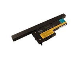 Denaq 4400mAh 8-cell Battery for IBM X60, X61, NM-40Y6999-8, 15280480, Batteries - Notebook