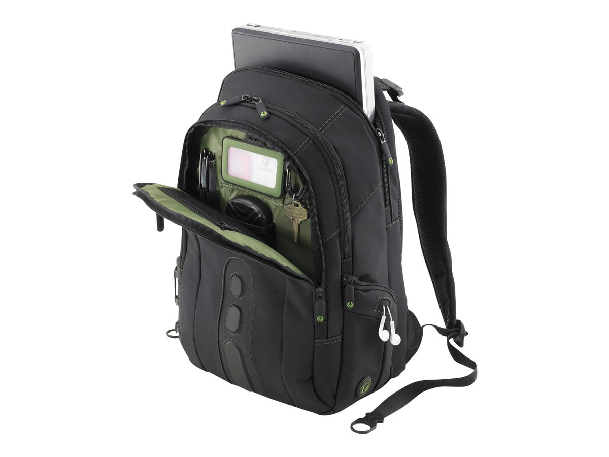 Targus Spruce EcoSmart Backpack with Nvidia Logo [Black] 15.6