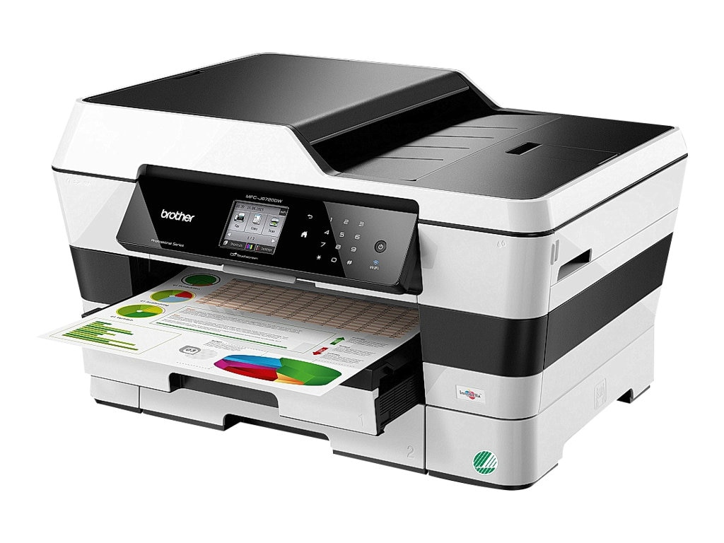 Brother MFC-J6720DW Pro Series Inkjet All-In-One, MFC-J6720DW, 16149942, MultiFunction - Ink-Jet