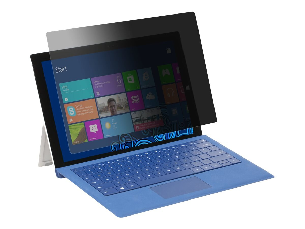 Targus 4VU Privacy Filter For 12.3 MS Surface Pro 4